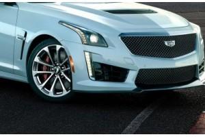 Спорткар Cadillac CTS-V Glacier Edition будет выпущен в ограниченном количестве