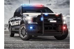 Новый пикап для полицейских - Ford F-150 Police Responder