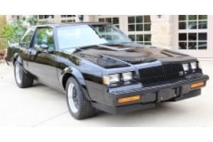 Buick Grand National Experimental дорогой ретро автомобиль