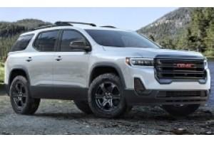 Обновленная версия GMC Acadia концерна General Motors