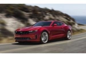 Компания General motors к 2020 представит обновлённый Chevrolet Camaro