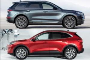 Ford Escape 2020 против Lincoln Corsair 2020 - кто лучше?