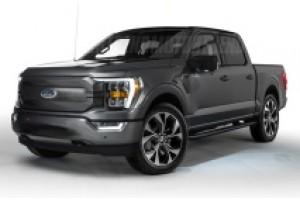 Ford F-150 2021 на 92 процента новый или пересмотренный пикап, включая каждую панель
