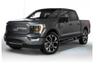 Ford F-150 Electric 2022 года