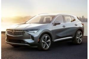 Самая дерзкая Buick Envision 2022 получает больше логотипов, но такую же мощь
