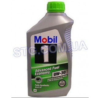 Картинка Масло двигателя MOBIL 0W30-FSYNT-M-1Q-ESP