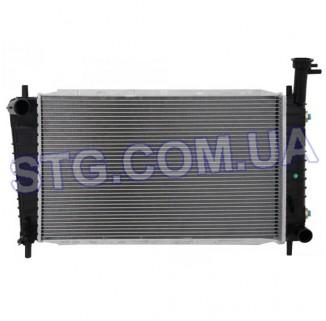 Картинка Радиатор Охлаждения TYC 1094-TYC