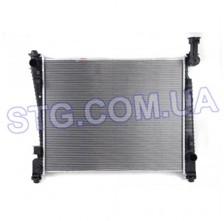 Картинка Радиатор Охлаждения TYC 13204-TYC