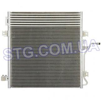 Картинка Радиатор кондиционера TYC 3664-TYC