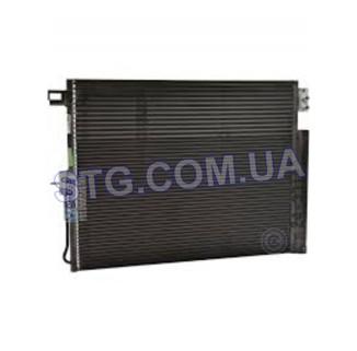 Картинка Радиатор кондиционера TYC 3893-TYC