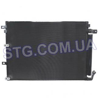 Картинка Радиатор кондиционера TYC 4361-TYC