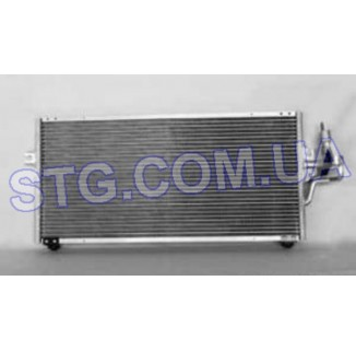 Картинка Радиатор кондиционера TYC 4837-TYC