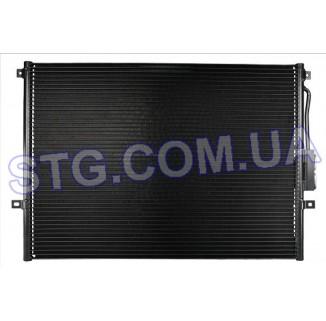 Картинка Радиатор кондиционера TYC 4925-TYC