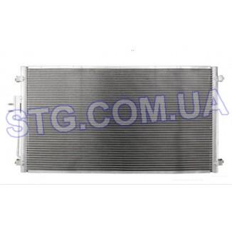 Картинка Радиатор кондиционера TYC 4957-TYC