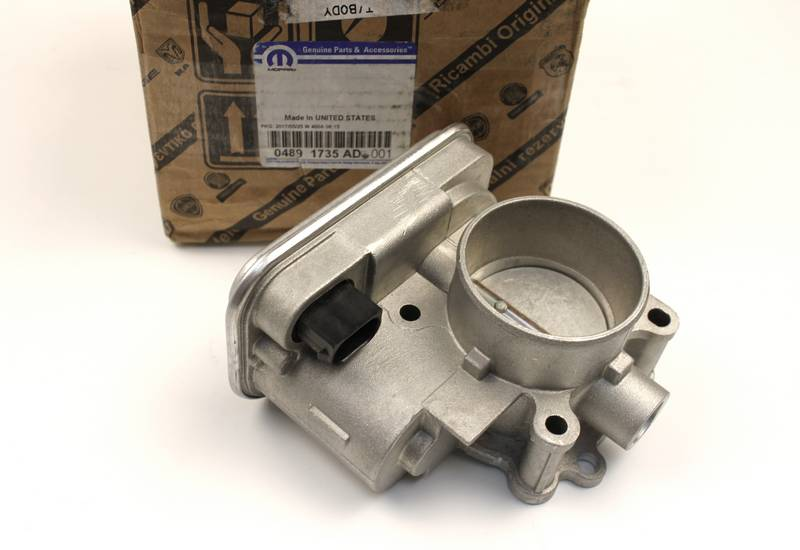 throttle valve 4891735AD