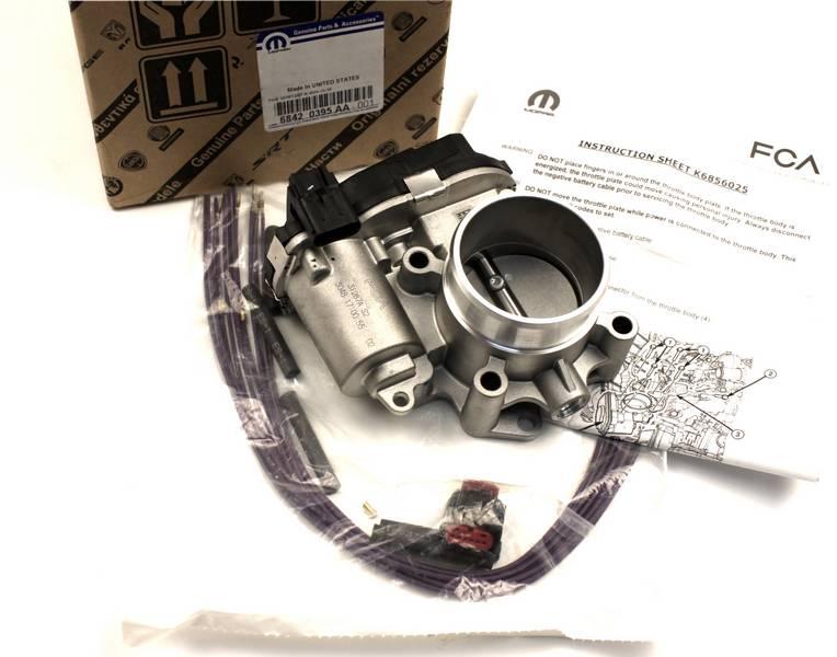 throttle valve 68225128AB